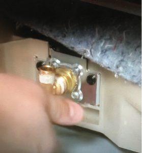 bosch dishwasher inlet water inlet valve